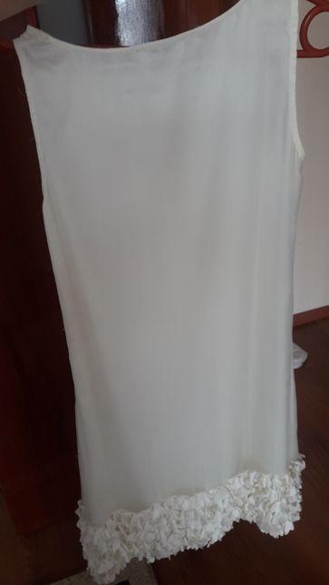Платья две-белая, черная