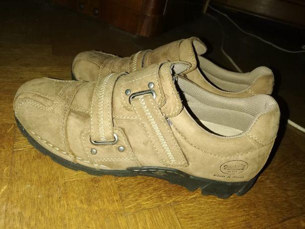 Pantofi barbat Dockers Boots^ Shoes Piele intoarsa