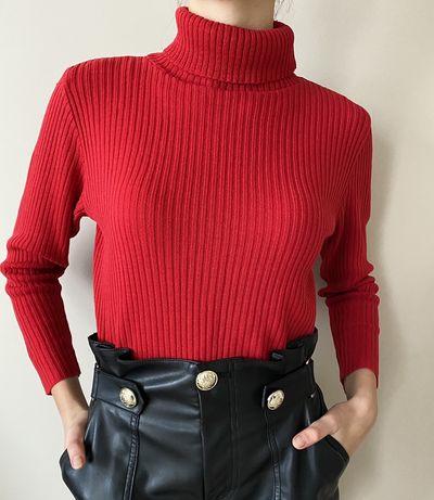 Bluza rosie S