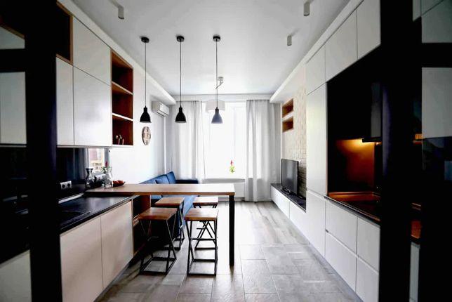 2-комнатные Апартаменты в ЖК рядом с ТРЦ МЕГА