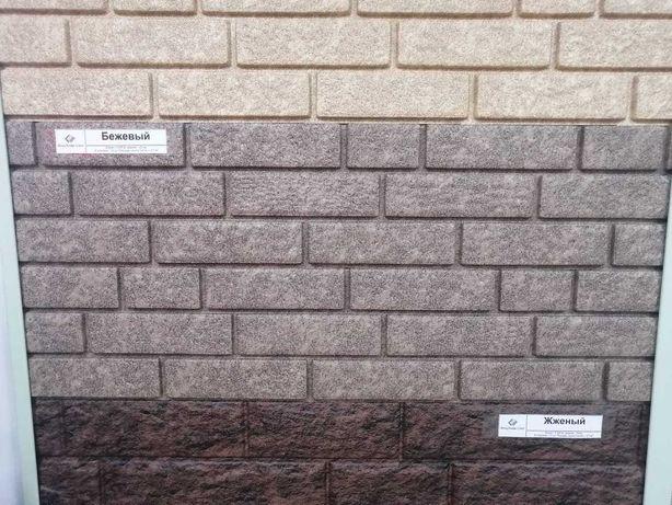 Фасадный Сайдинг панели виниловый