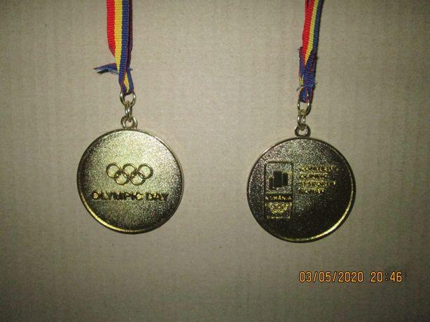 "Medalii ""Olimpic Day - Comitetul Olimpic si Sportiv Roman"""