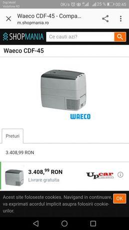 Vand frigider WAECO CDF-45
