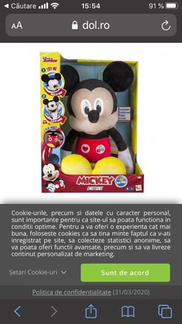 Mikey mouse jucarie
