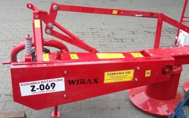 Кoсилка роторнaя Wirax 1.25м