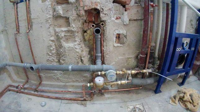 Instalator Calorifere Instalatii de la 0 sau reparatii /pompe hidrofor