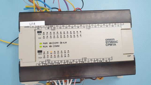 PLC omron cpm1a-40cdt1-d
