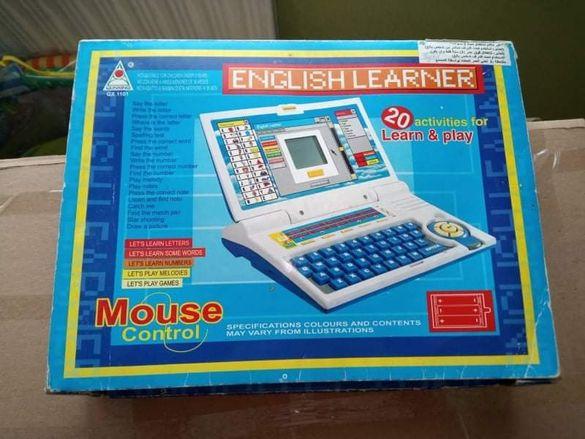 Детски лаптоп на английски