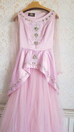 Платье свадебное на Ұзату той от Нур-Шах