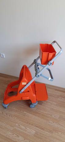Професионални хотелски количка за почистване