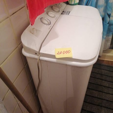 Продам стиральную машинку б/у в рабочем состоянии полуавтомат