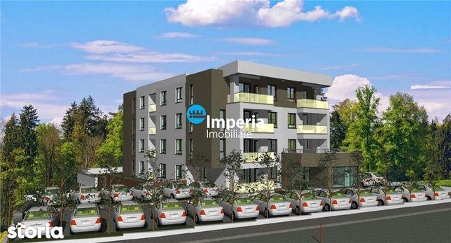 Apartament 1 camera, bloc nou, decomandat, de vanzare, Targusor Copou