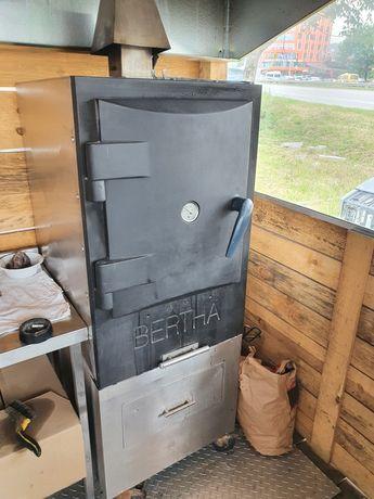 BERTHA скара/ барбекю на дървени въглища