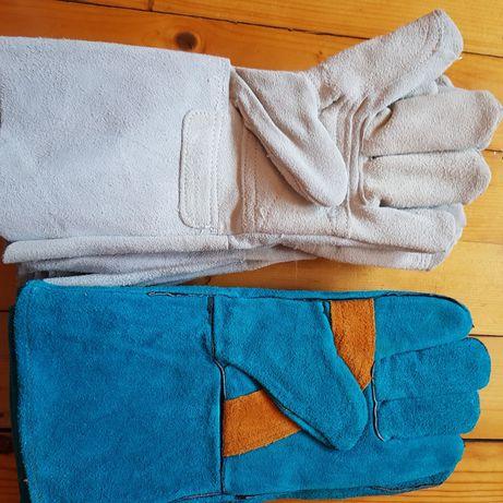 Кожени ръкавици за заварчик