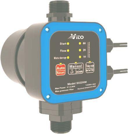 Електронен SMART Модул за Автоматично у-ние на всички ел. Водни помпи