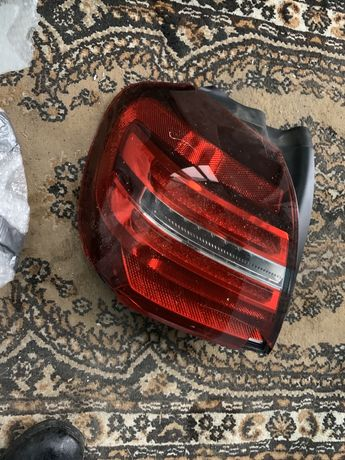 Tripla mercedes-benz gla 2018 facelift,fisurata
