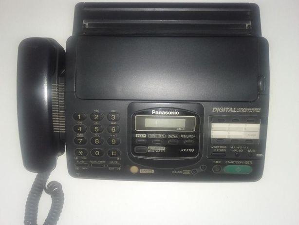 Vand fax Panasonic
