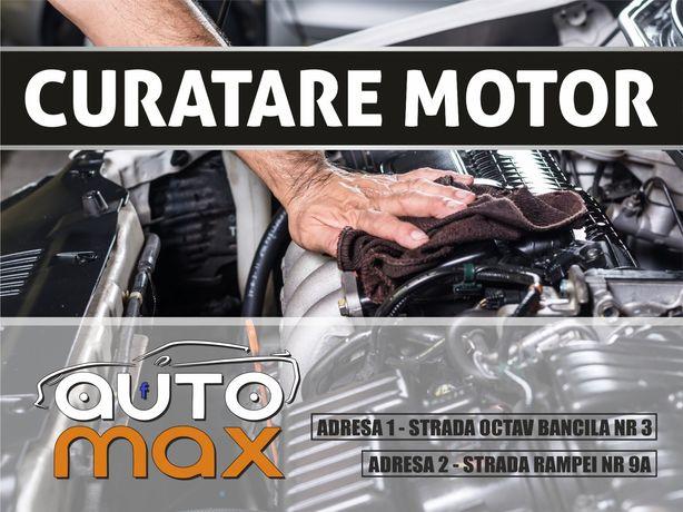Curatare Motor - Auto Max Iasi