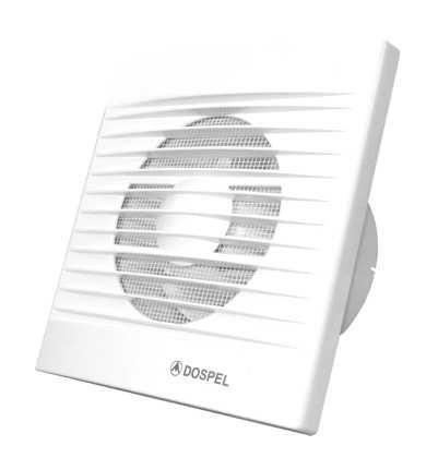 Вытяжной вентилятор, бытовой, осевой dospel 120