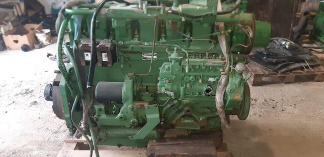Motor John Deere 6619AE-02