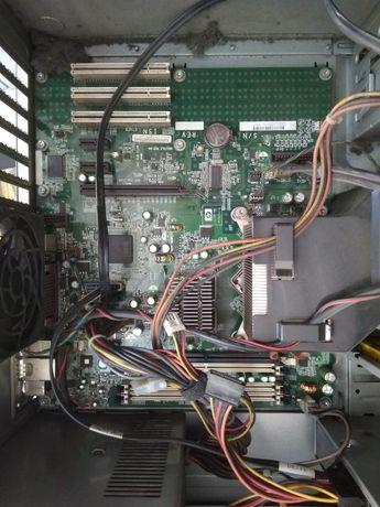 Материнская плата 775 с Intel Core 2 Duo E4600 / E5700 / E8400 / E8500