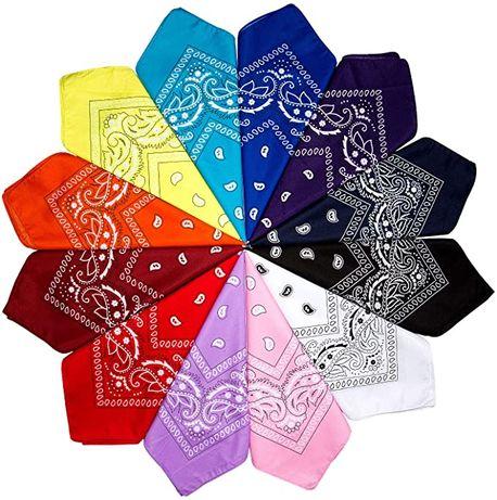 Bandane 12 culori