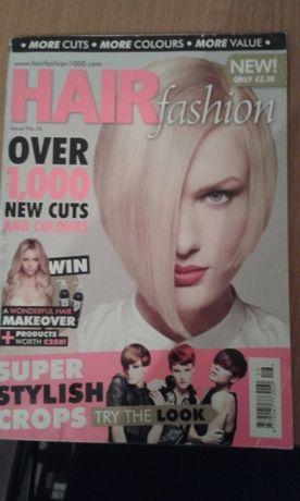 Журнал Hair Fashion прически