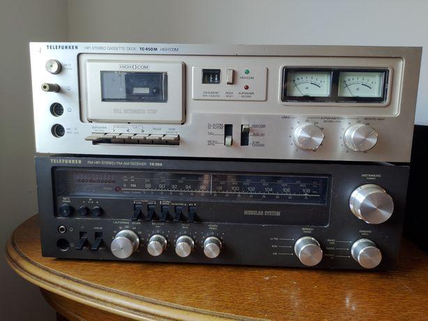 Telefunken TR350 & TC450
