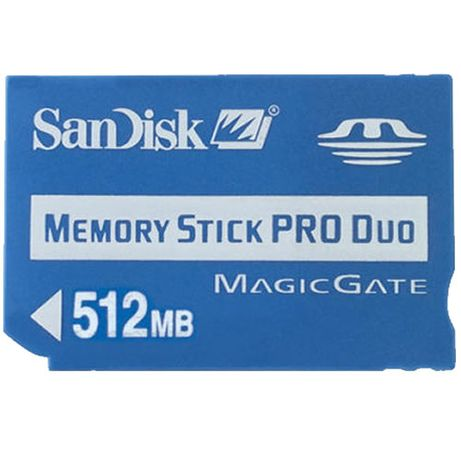 MS Pro Duo 512MB SanDisk