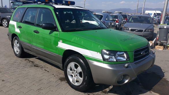Subaru Forester 2.0i/125hp