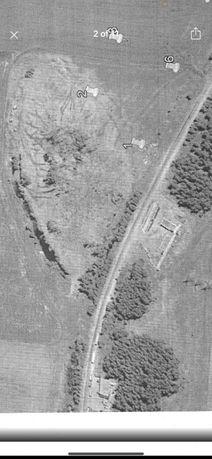 Перспективный земельный участок, на рубеже границы