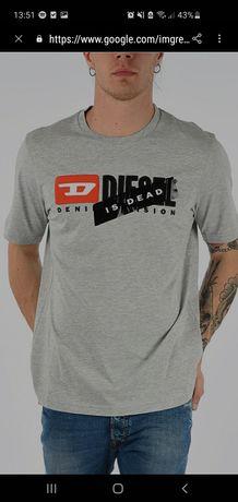 DIESEL мъжка тениска дизел