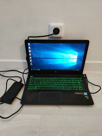 HP Core i7-7700 GTX 1050