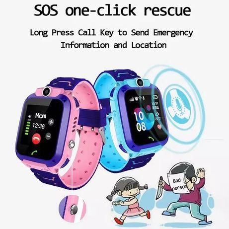 Ceas smart / smartwatch copii cu SIM