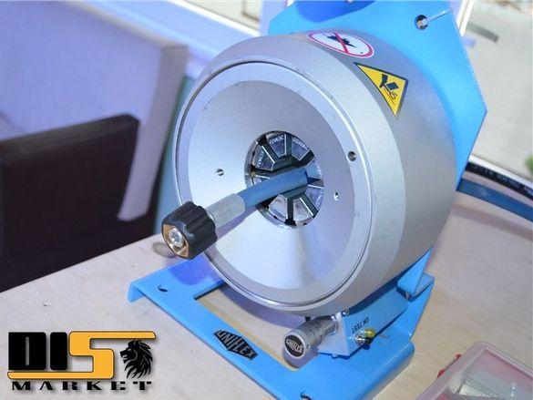 UNIFLEX S 2 M Ecolinе - ръчна преса за хидравлични маркучи