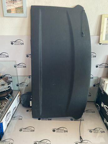 Polita portbagaj Bmw seria 1 e87 4 usi pe negru fara defecte