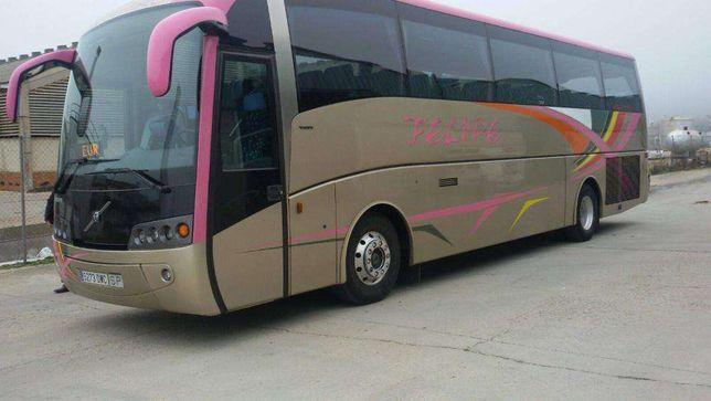 Transport persoane cu autocare si microbuze