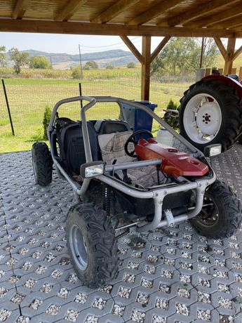 Buggy AXR 400cc sau schimb cu atv
