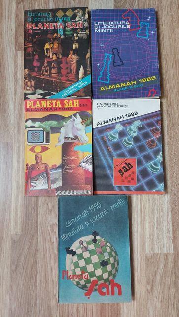 Almanah Planeta Șah - Colecție