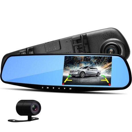 Новое зеркало -видеорегистратор, с камерой заднего вида,