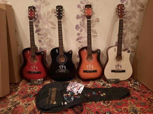 Продам Гитара 20000т - 35000т Р-н Бурова Чехол 5000 Ремень по 2500