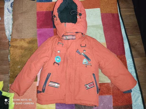 Куртки , комбинезон