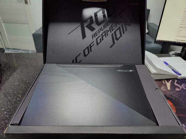 ASUS ROG ZEPHYRUS i7-10875H /16GB/RTX 2060/SSD 1Tb/15.6/244 Ghz/гар-я