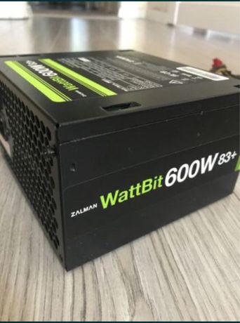 Блок питания Zalman WattBit 600W