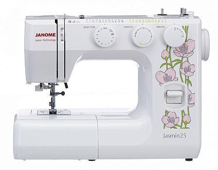 Швейная машинка JANOME Jasmin 25. В рассрочку или в кредит