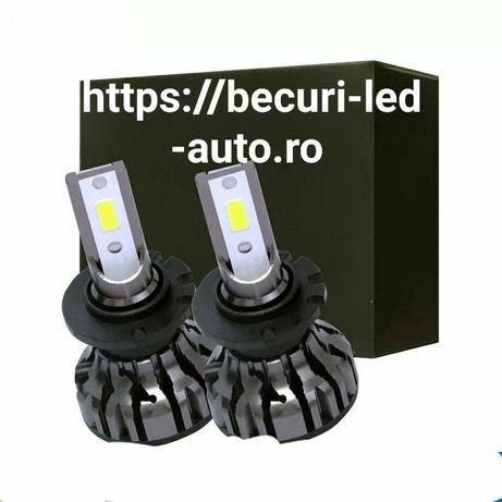 Becuri Led Auto Cu Soclu: 16,27,D1S,D2S,HB1,HIR2,(CalitatePREMIUM)