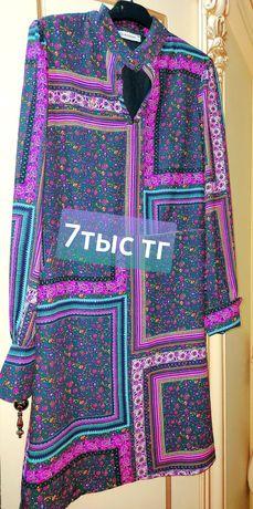 Платье 5000тг новый Турция 38-размер