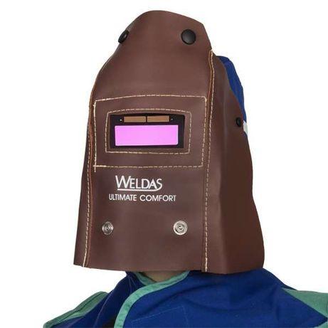 Соларни маски,шлемове,кожени сгъваеми маски,предпазни слюди и още,само