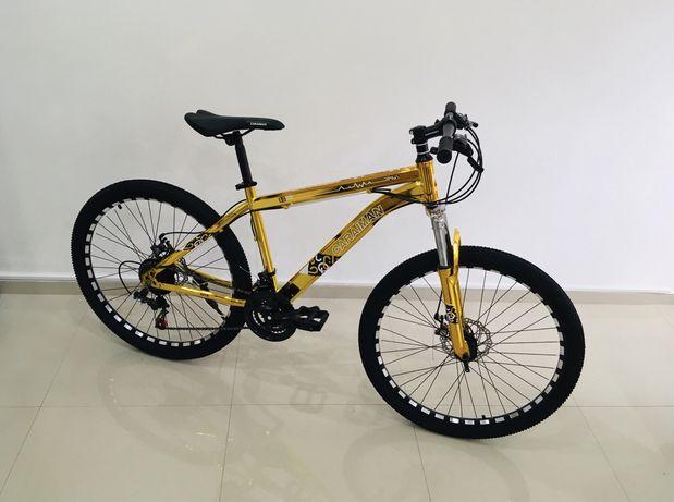 Biciclete Noi Caraiman R26 Full-Crom , Full-Shimano