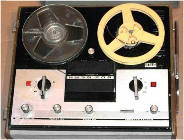 Восстановление радиоэлектронной советской аппаратуры